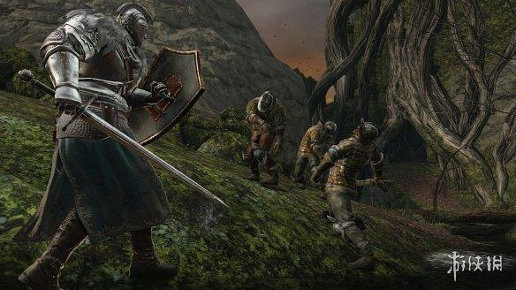 游戏画风大变!玩家发布《黑暗之魂2》高清材质Mod