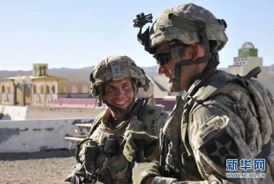 美国与塔利班开始新一轮谈判 已商定从阿撤军期限