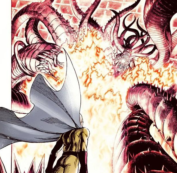 一拳超人:波罗斯能秒杀怪人吗?琦玉一拳败怪人王,三拳败波罗斯