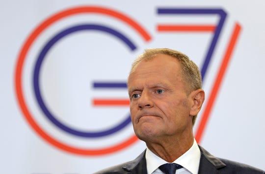 欧理会主席:贸易战必须停止否则全球遭殃;美国若报复欧盟将回击