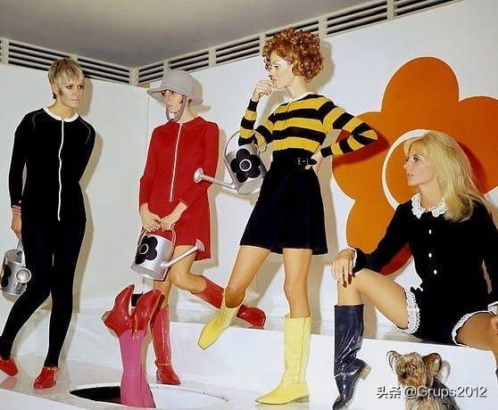Mod鼻祖 Mary Quant 的英国时尚革命