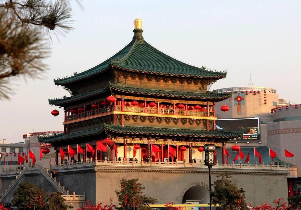 <b>西安贫困县耗巨资建人造4A景区,免费开放,停车费也不要钱!</b>