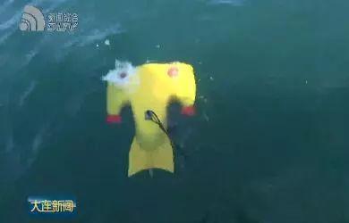 决战长海! 全国水下机器人大赛结果出炉