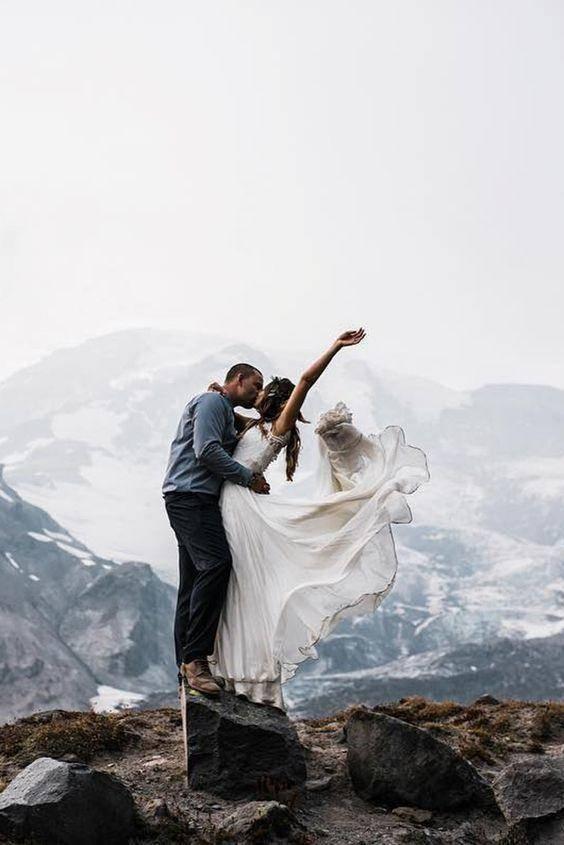 不只是婚纱照那么简单,它让你们聚焦了如此的不同_设计