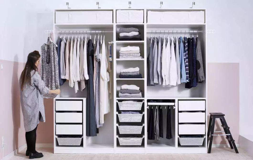 衣柜内部设计图
