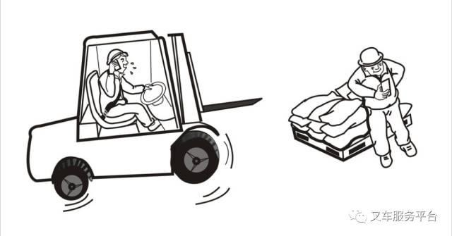 叉车事故很可怕,更可怕的是安全意识的缺失!