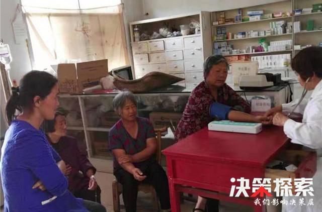 西峡县回车镇:建设标准化卫生室 解决群众看病难