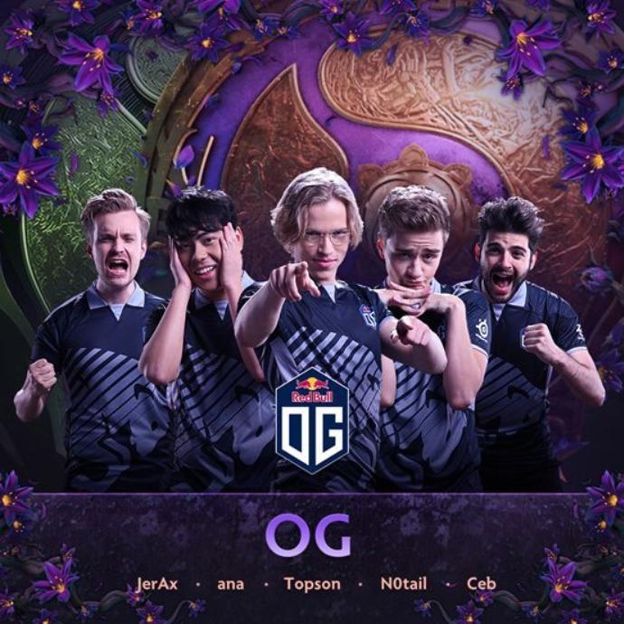 TI9决赛日回顾OG战队达成首支TI连冠以及双冠成就_Liquid