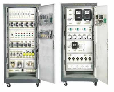 TRY-760G 电工实训考核装置(柜式、双面型)
