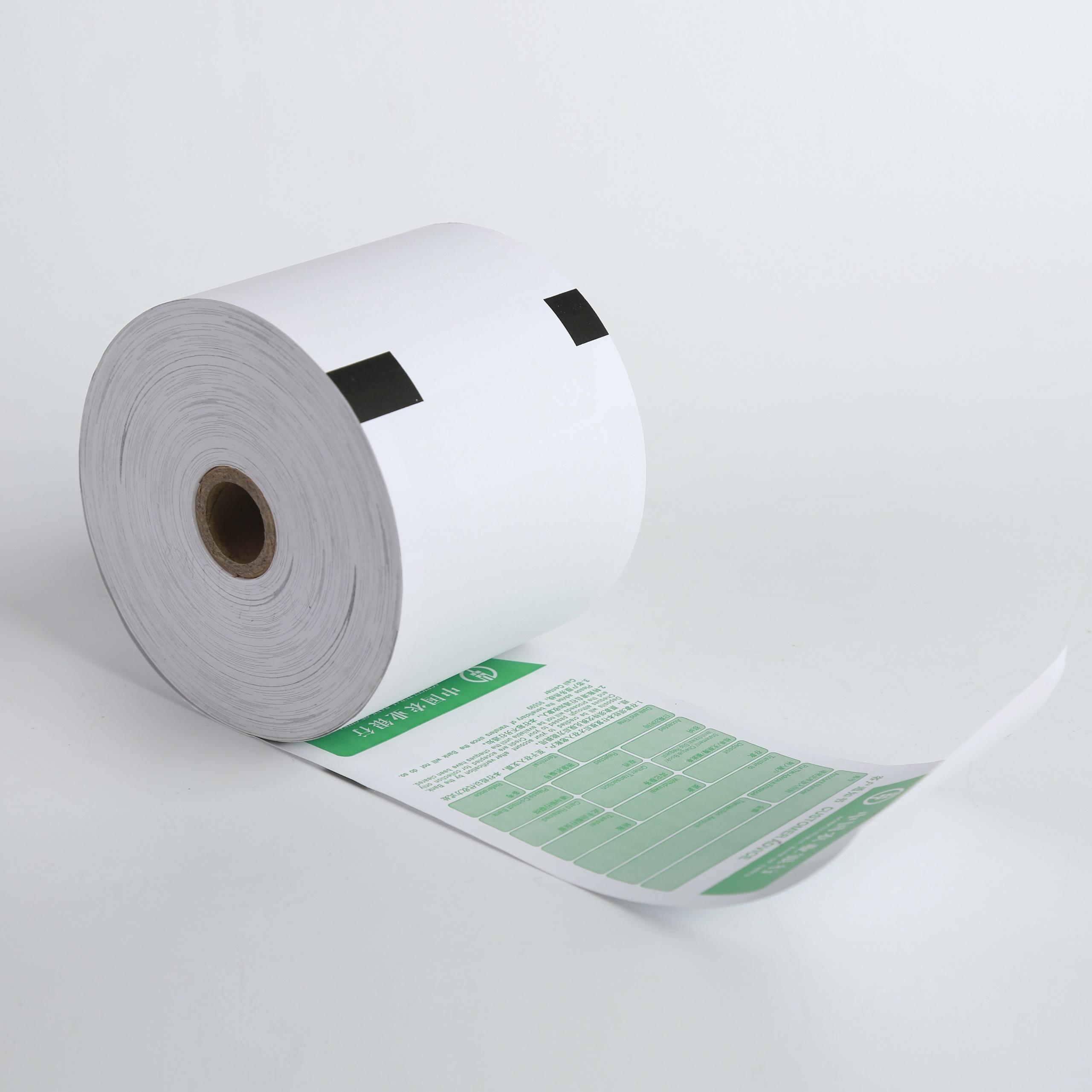 热敏打印纸质量不好,热敏打印机一直出纸怎么办