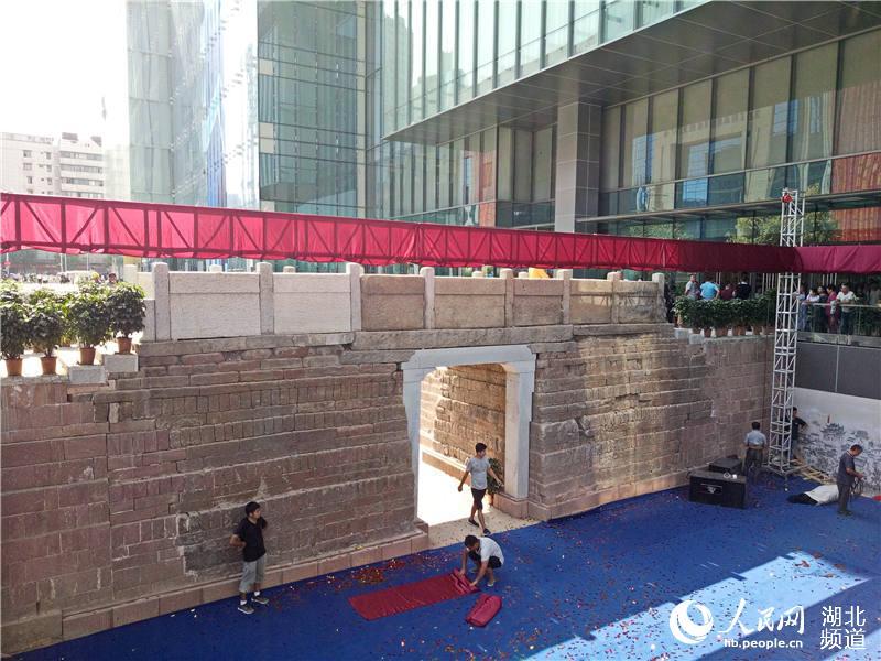 最古老的石桥_武汉硚口现保存最古老石桥——保寿硚重见光明
