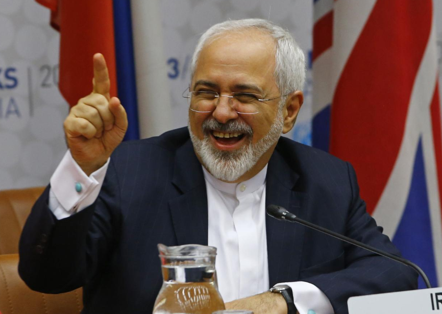 <b>伊朗外长突访G7峰会举办地 无计划与美总统会面</b>