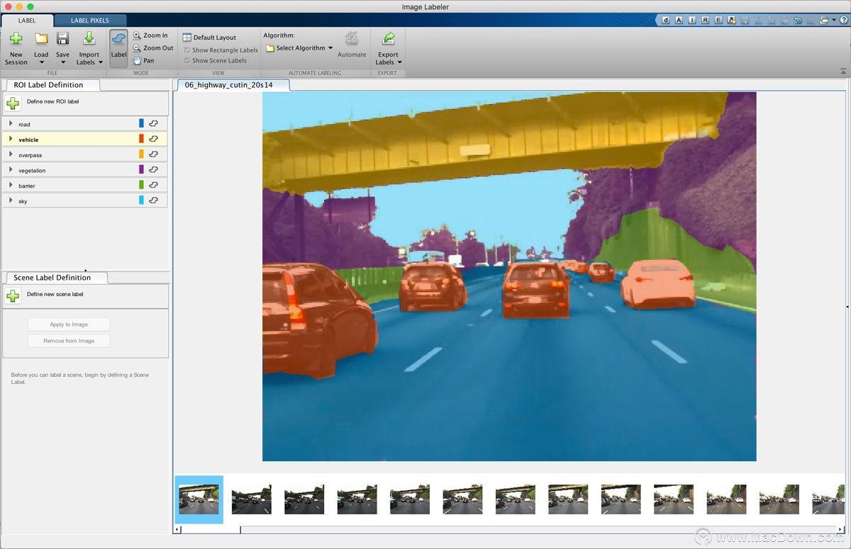 商业数学分析软件:matlab r2019a for mac