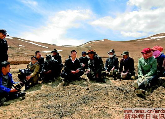 西藏阿里干部情洒祖国西南边陲书写别样人生