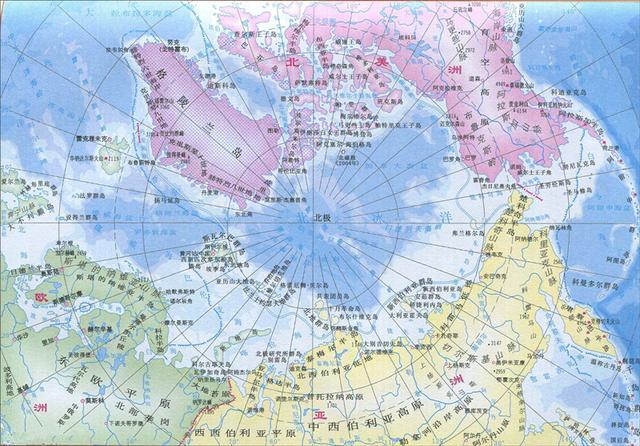 格陵兰岛面积216.6万平方公里,为何没有计入丹麦的国土面积? _丹麦政府