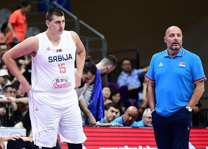 塞尔维亚擒新西兰获9连胜 唯一1支热身赛全胜球队