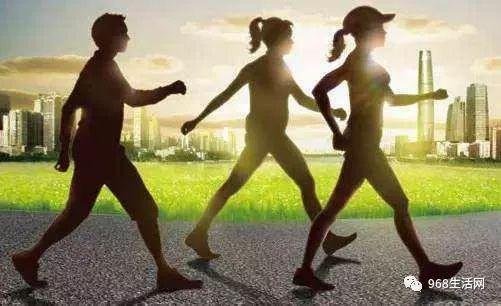 走路与跑步的减肥效果