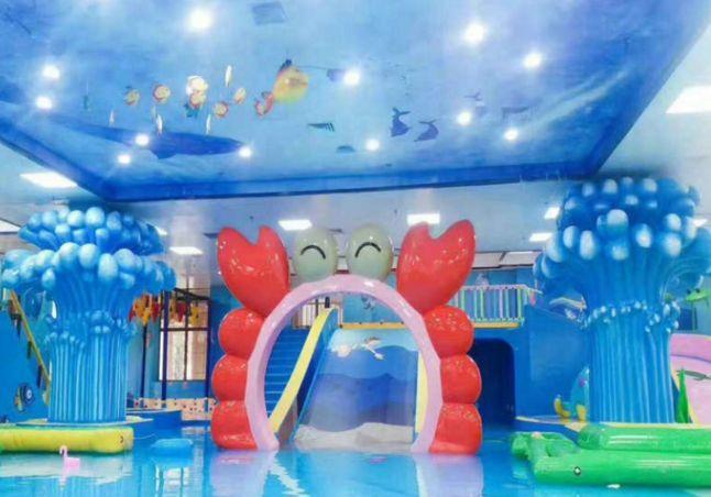石楼恒温儿童水上乐园加盟