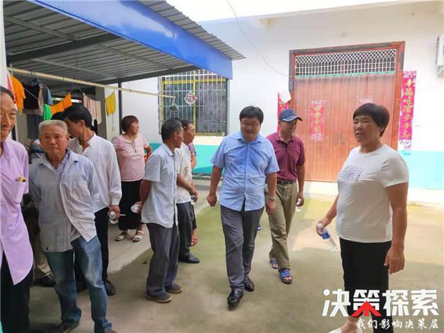 內鄉縣岞曲鎮召開村組干部改廁觀摩學習會