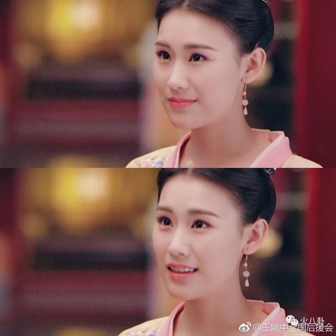 """跟刘亦菲一样气质脱俗的""""皇帝初恋""""王婉中竟是古天乐迷妹!"""