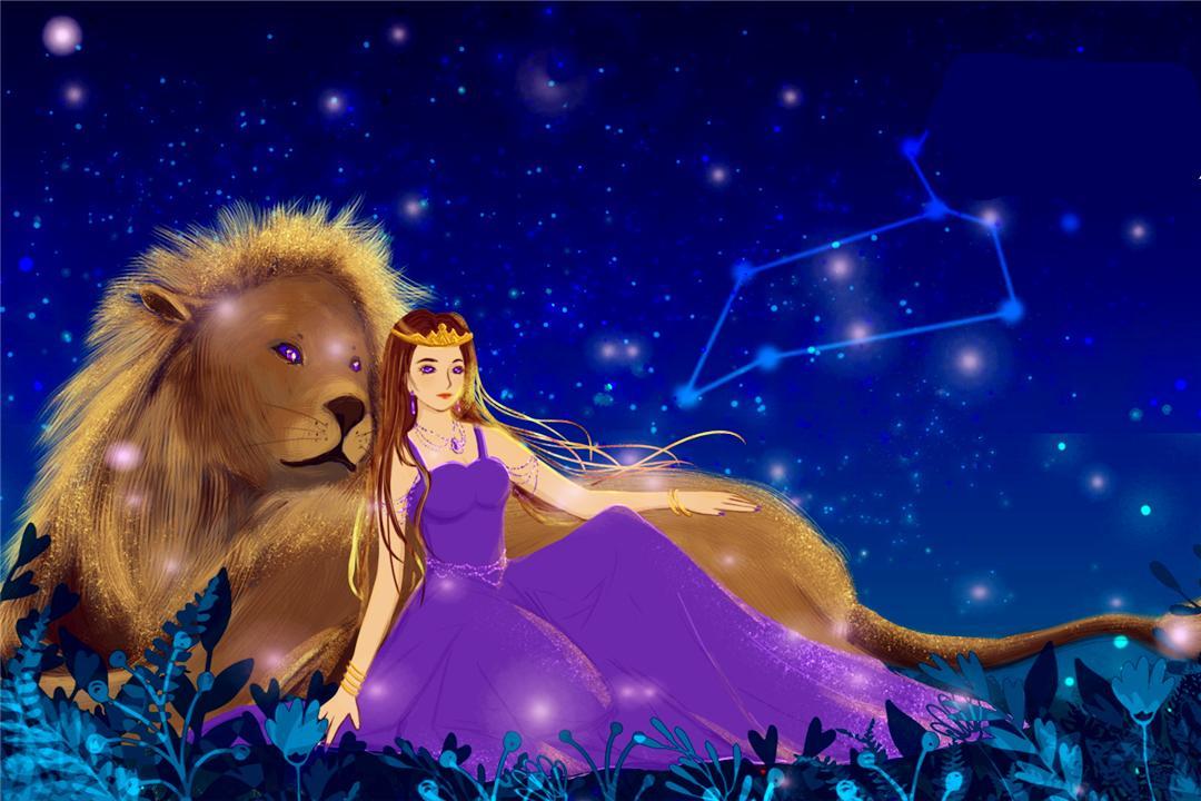 一,星座很聪明,让狮子座心甘情愿为她改变!唯品会射手图片