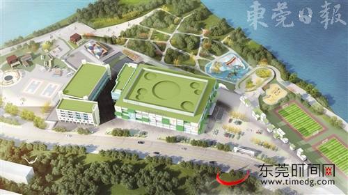 石龙体育馆片区即将全面升级改造 ?项目投资超5300万元