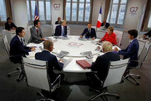 外媒:特朗普在G7遭遇批评浪潮多位领导人反对贸易战