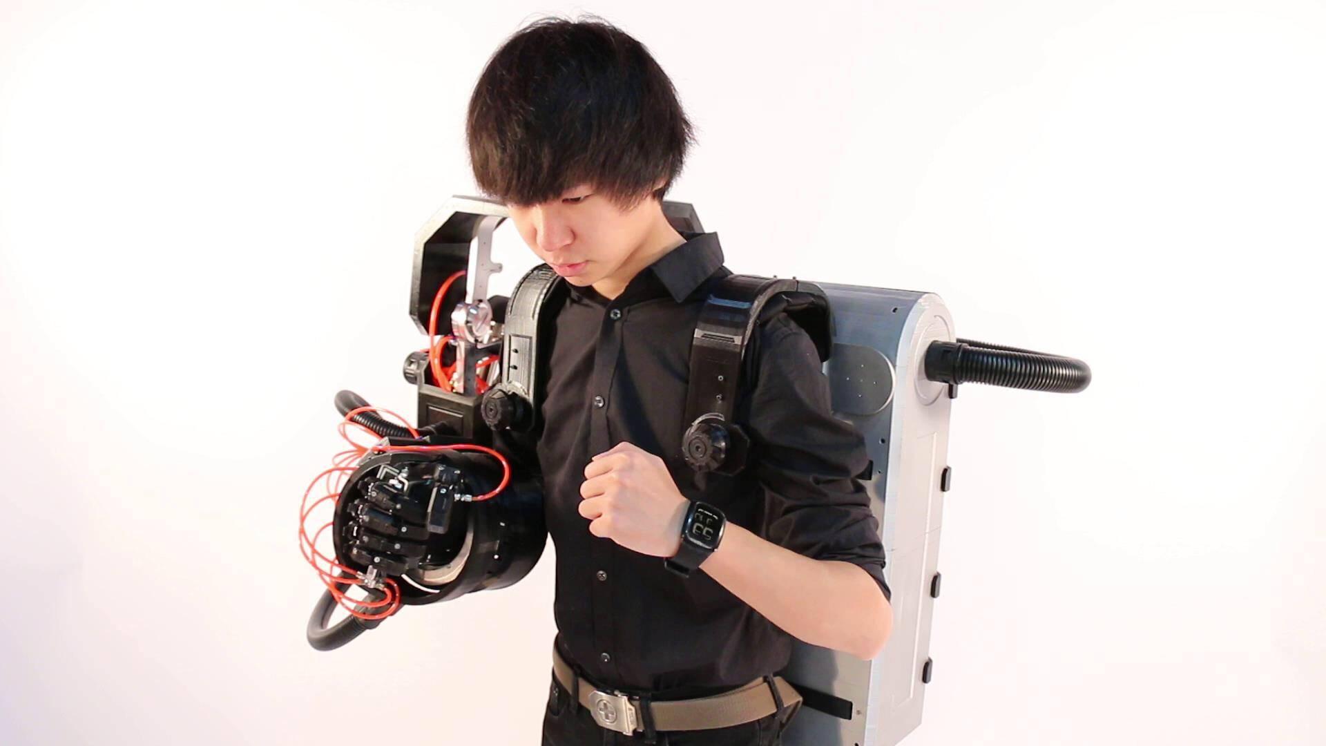首发丨柔性机械外骨骼系统研制商铁甲钢拳完成一千万元Pre-A轮融资