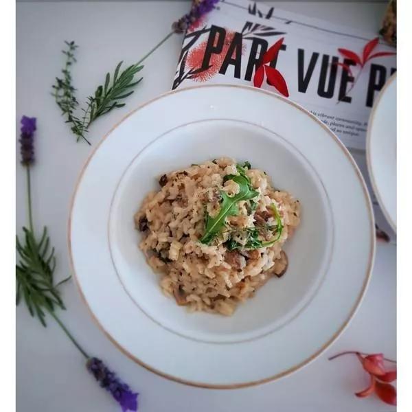点击率最高的意大利菜肴,蘑菇烩饭美味的秘密在这里!_Risotto