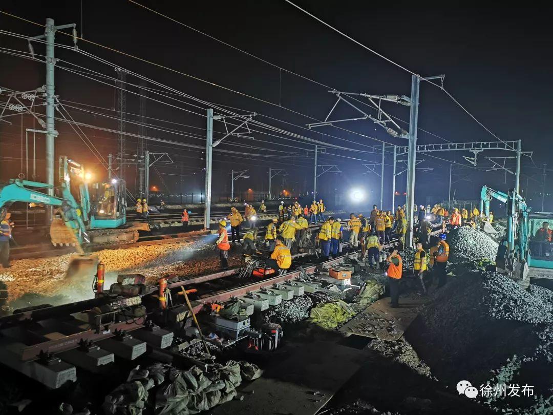徐盐铁路正式接入京沪高铁 南通 北京,有望5个多小时直达