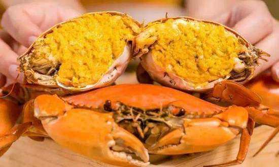 吃完螃蟹不能吃柿子、不能喝啤酒?吃螃蟹的禁忌,一次性说清楚