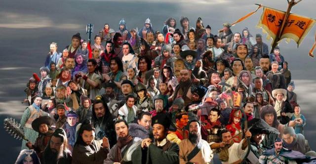 《水浒传》梁山泊一百单八人八对师徒组合,只有他俩形同陌路