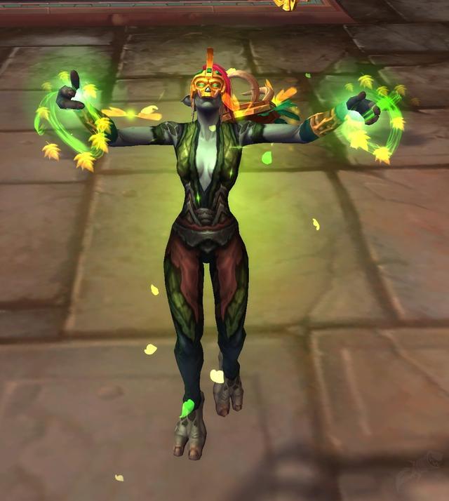 魔兽世界怀旧服精神水晶图片