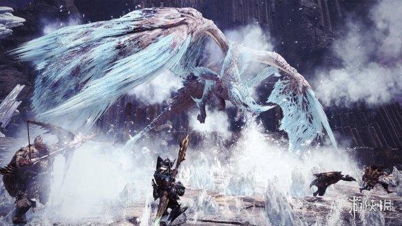"PS官方公开《怪物猎人世界》""冰呪龙""演示视频"