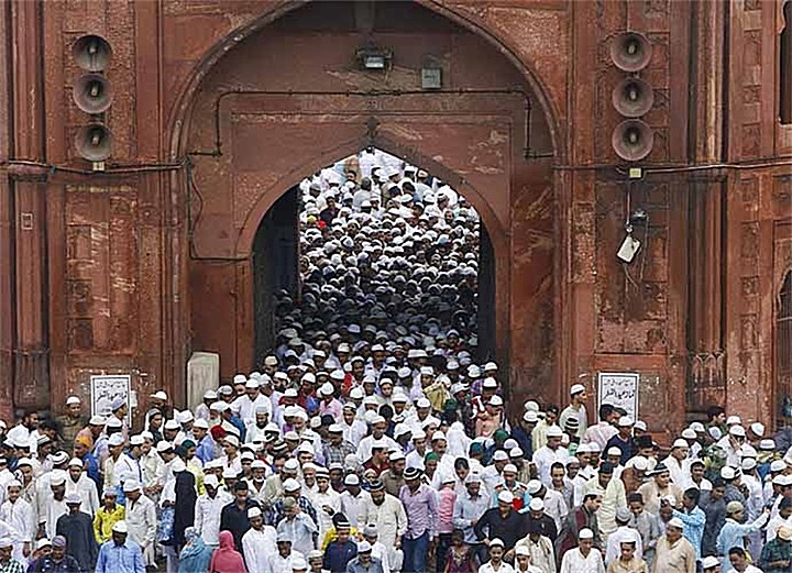 伊斯兰人口爆炸_印度专家 印度的人口爆炸不是穆斯林造成的,遭印度网民嘲讽