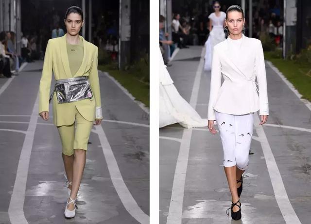 不仅可以掩盖亚洲人的梨形身材缺点,还穿出了高级时髦感.图片