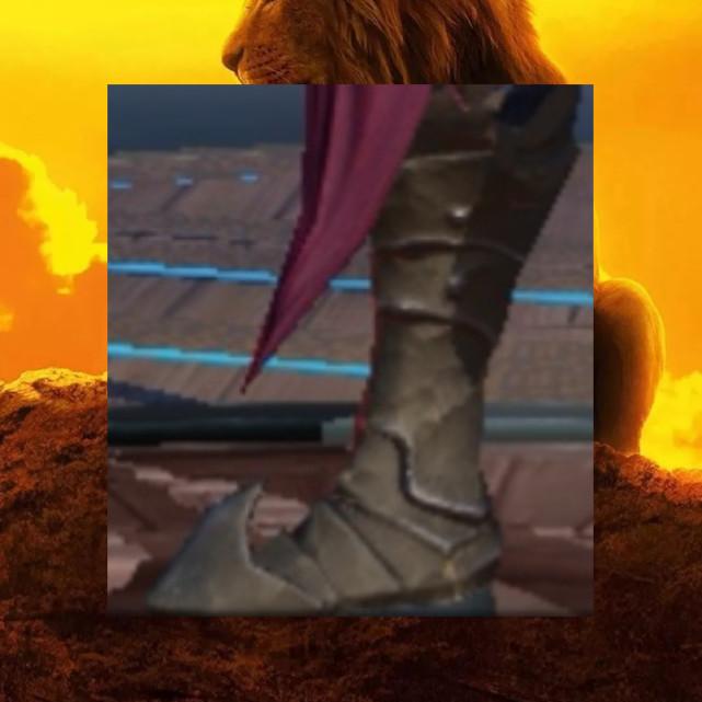 看鞋子猜英雄,小学生:我知道图4是谁,全部认出是老顽童。_样式
