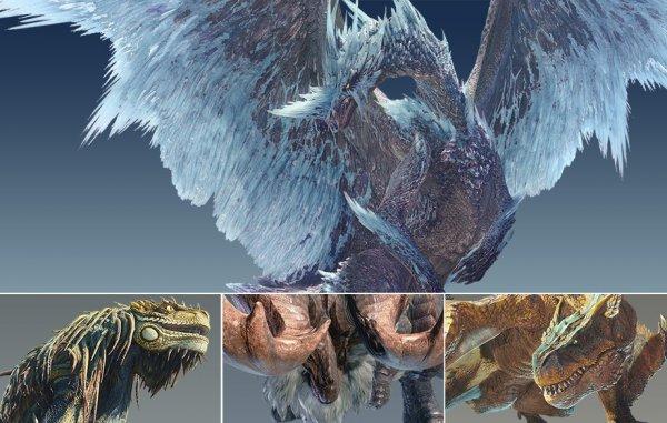 PS4《怪物猎人:世界》冰原B测内容公布 8.30正式开启