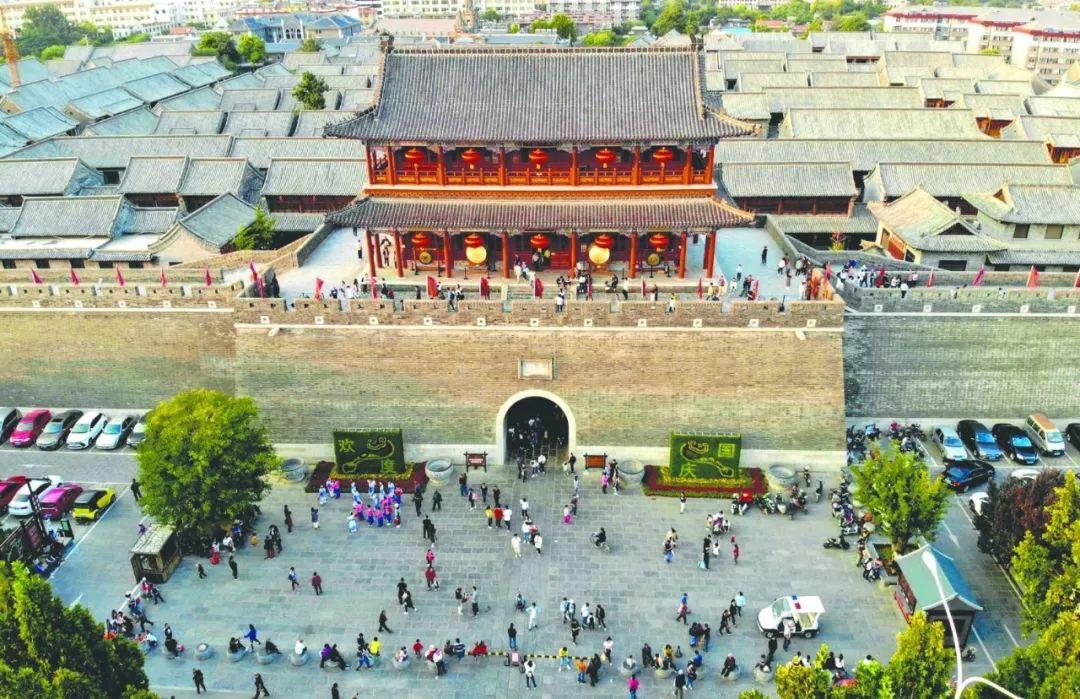 【中老年时报之旅】 山东青州古城两日游  优惠价388元