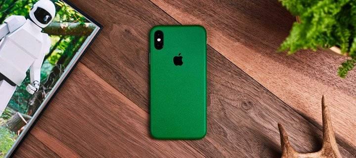 新iPhone或将推渐变配色 富士康员工爆料新款iPhone将会有墨绿色