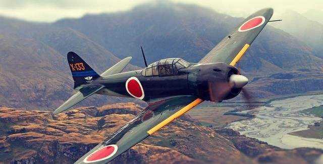 日本空军装备_二战日本工业有多强?飞机制造6万多架,火炮1万多门,坦克5千 ...