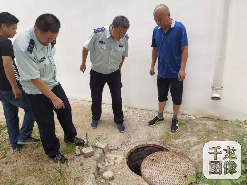 北京市区两级联合执法首日巡河60公里发现水环境问题7起