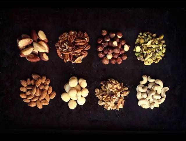 坚果热量高吗减肥能吃吗图片