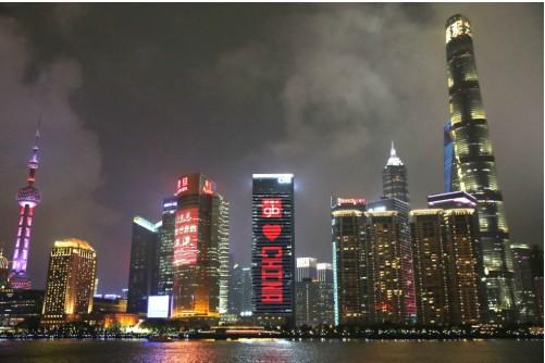 gb好孩子,让爱拥抱你,点亮上海外滩_品牌