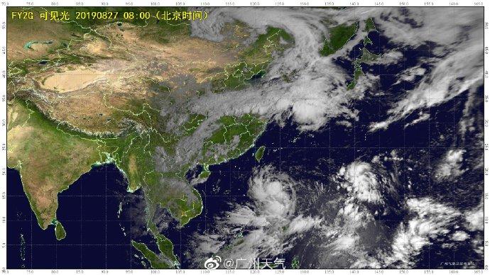 白鹿刚走,杨柳就来!第12号台风已生成,本周末或影响华南