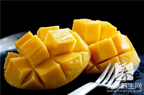 芒果和虾仁能一起吃吗 3