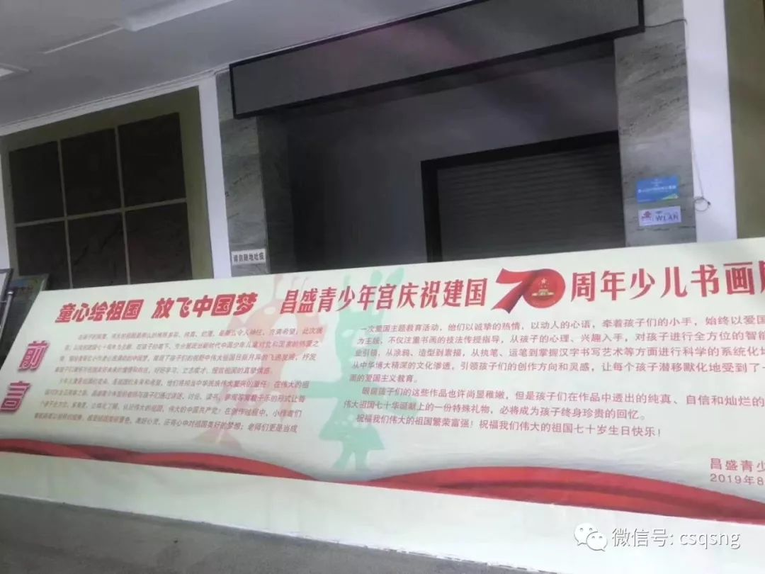 童心绘祖国 放飞中国梦图片