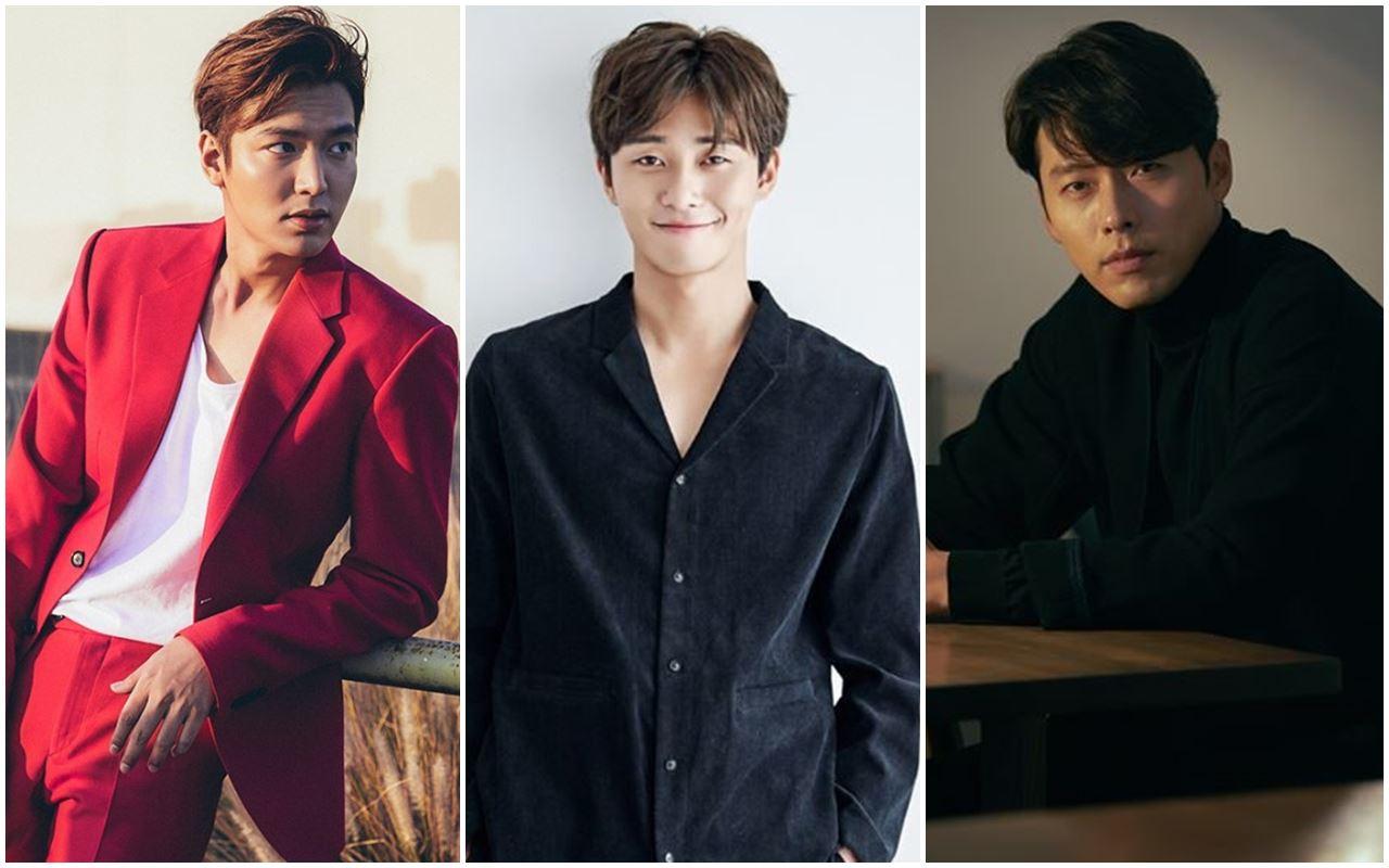 KakaoM将收购李敏镐朴叙俊玄彬公司 登顶韩国最大型演员经纪公司