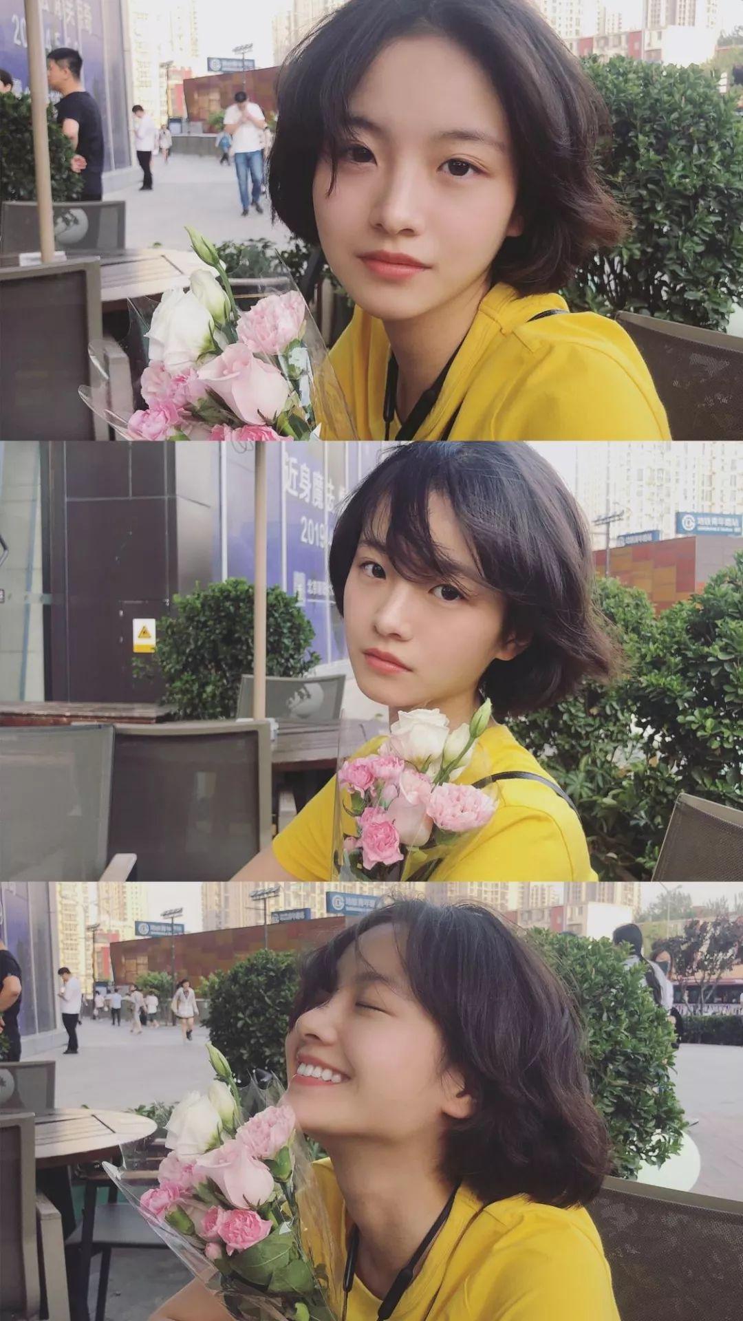【李庚希壁纸】爱笑女孩