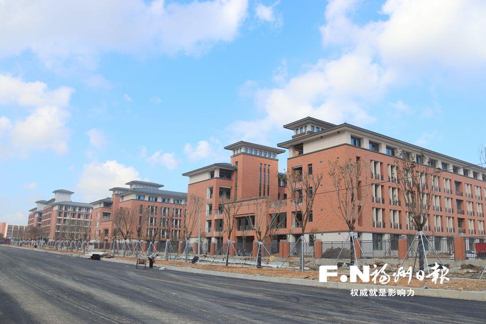 滨海新城3所新建学校下月投用